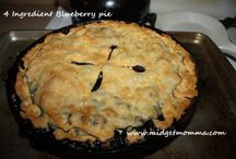 RECIPES Pie / Pie Recipes. All Pies all the time in this tasty board!  / by Lauren H