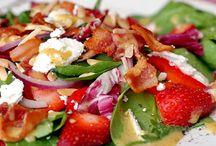 Food: Veggie & Potato Dishes / Got to love those veggies.  / by Kathy Wong