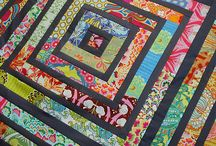 Jelly Roll Quilts / by Gina Gary