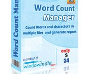 Word Count Software / The Word Count Software is an extremely powerful tool for carrying out the process of word count. This is latest word count software which is used by many transcription and translation industries. The software is a great way to count words and pages. It is also a great way for carrying out line count, page count & character count of various files. The word count tool can be used in multiple files in different formats.  It can be effectively used for calculating amounts and generating reports.