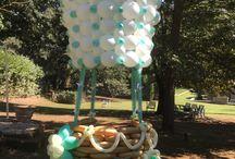 Hot Air balloon / Balloon,palloncini