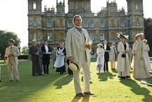 Downton Obsession / LOVE this show!!! / by Barbara Rehbock