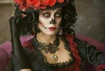 Sugar Skull Gypsy / by Jason Maloney
