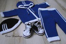 дети вязанки