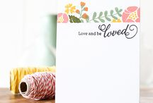 Waffle Flower stamps / Coming soon to www.kerryscdaftycardsandcuts.com.au! get some inspiration!