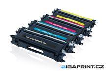 Kompatibilní set Brother TN-135Bk+CMY / Kompatibilní set tonerů Brother TN-135 černá + modrá, červená a žlutá. Možno zakoupit na http://bit.ly/1d9M3tl
