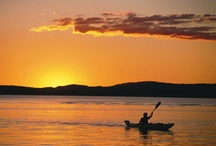 C ♥ Chaudière-Appalaches / Quebec / La Chaudière-Appalaches est une région administrative du Québec, située sur la rive sud du fleuve Saint-Laurent, face à la ville de Québec, entre les régions du Centre-du-Québec et du Bas-Saint-Laurent. Elle doit son nom à la Rivière Chaudière la traversant du sud au nord et aux montagnes Appalaches composant sa partie sud. Elle est composée de 9 municipalités régionales de comté (MRC) et de 136 municipalités. / by Marie-Josee B