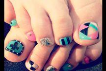 my nail♡ / #nail #myDesign #ネイル