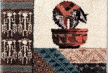 Latch Hook Rug Kits Native American