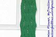 Knitting Designs and Projects - MyTrailingHobbies