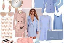 S P R I N G / Pastels and florals