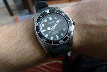 Watches / zegarki, seiko,  marina militare, casio