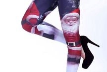 Holiday Leggings / View our fabulously festive collection of Holiday Leggings. / by Only Leggings