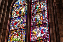 Stained Glass / by Autumn Landau
