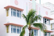 Art Deco Miami inspo