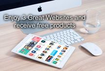 Receive Free Products