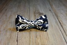 Bow Tie collection / our unique collection of handmade Bow Ties