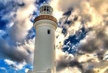 Lighthouses & vitamin sea