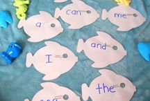 Sight Words / by Kristy Snider
