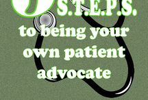 5 S.T.E.P.S. to Being Your Own Patient Advocate / Cristy Kessler should be dead. The fact that she is not is because she took charge of her own medical care. You can learn how to become your own patient advocate by following her five steps.