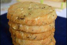 Petits biscuits et verrine pour l'Apéritif