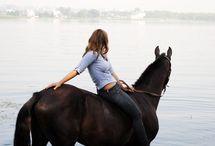 Horses!!!! / by Emily Pedziwiatr