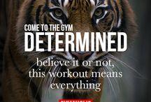 Fitness Inspiration/Motivation