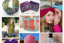 Crochet - Collections / A collection of crochet items based on a theme. Share your roundups here!