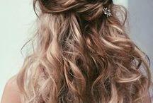 Wedding / style - hair, make up etc.