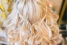 wedding beauty / by SONYA COLLIER