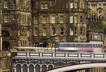 travels in Scotland