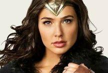 Wonder Woman costume inspo