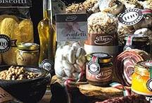 Abruzzo / Prodotti tipici dell'Abruzzo Zafferano di Navelli, tartufo di Quadri, Montepulciano, bocconotti e ancora tanti altri prodotti di una saporita tradizione!
