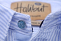 Creations in detail - Halibut shirts