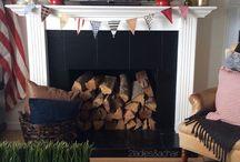 Fab Fest Festivities / Holiday decor, home interiors, festive ideas / by Tiffany Garrett