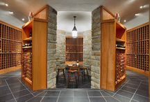 Wine Cellars / Simple elegance can describe a custom stone wine cellar. O&G masonry division offers beautiful natural stone products to create the beautifully crafted space you desire.