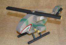 Wooden Chopper Toys