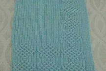 Knitting- Crochet- Vest