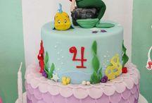 Cumpleaños De La Sirenita