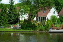 onze 'villa' in Weddermeer / villapark Weddermeer