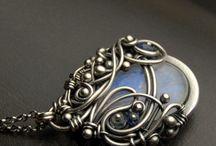 JEWELRY:  Artisan Silver / by Marsha Ross
