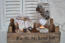 Christmas decoration and gift ideas