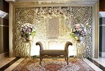 Real Wedding : Lamaran Decor by Sentra Bunga
