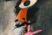 Chuares art / Maľba