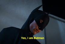 Batman <3 / by Betzaida Perez
