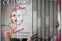 OUTSIDE THE BOX: Women Writing Women / Treasure trove of contemporary fiction: a limited edition ebook compilation of 7 novels from 7 acclaimed women writers. www.womenwritewomen.com