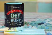 DIY Paint by Debi Beard / by The Painted Chest (Tricia)