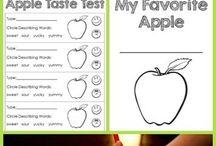 Unit on Apples