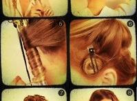 ретро причёски
