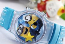 Groovy cartoon watches
